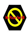 No Place For H8